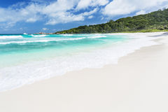 Anse Cocos, La Digue, Seychelles Royalty Free Stock Image