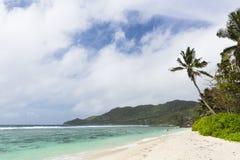 Anse Forbans, Mahe, Seychelles Royalty Free Stock Image