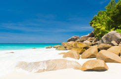 Anse Georgette Stock Images