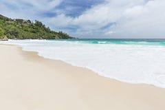 Anse Intendance, Mahe, Seychelles Royalty Free Stock Photos