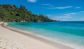 Anse Intendance tropical beach, Mahe island, Seychelles Stock Photos