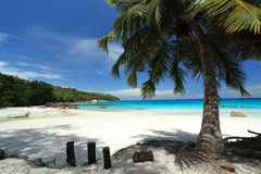 Anse Lazio Royalty Free Stock Images