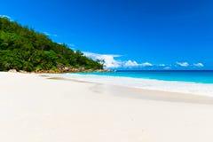 Anse Lazio beach. The Seychelles Stock Images