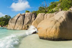 Anse Lazio Royalty Free Stock Image