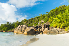 Anse Lazio Royalty Free Stock Photography