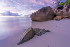 Anse Lazio Stock Photos