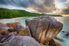 Anse Lazio Royalty Free Stock Photo