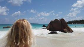 Anse Lazio Seychelles zbiory