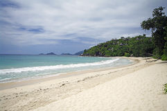 Anse Louis, Tropical paradise, Seychelles Stock Photo