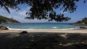 Anse Major , Mahe island , Seychelles Stock Photos