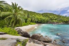 Anse Major, Mahe, Seychelles, editorial Royalty Free Stock Photos