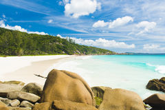 Anse Petite Royalty Free Stock Photos