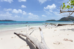 Anse Possession, Praslin Royalty Free Stock Photos