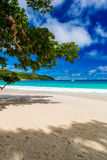 anse praslin του Λάτσιο νησιών Οι Σεϋχέλλες Στοκ Εικόνες