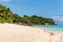 Anse Royale Beach, Mahe Island, Seychellerna Fotografering för Bildbyråer