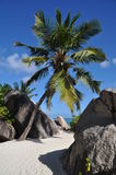 Anse Source d` Argent Stock Photography