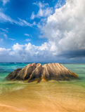 Anse Source d'Argent Royalty Free Stock Image