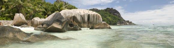 Anse Source D'Argent, Seychelles Stock Image