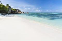 Anse Source D& x27;Argent, La Digue, Seychelles Stock Images