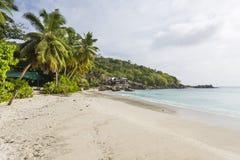 Anse Takamaka, Mahe, Seychelles Royalty Free Stock Photos