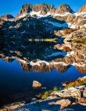 Ansel Adams Wilderness in the Eastern Sierras. Ansel Adams Wilderness is a desginated wilderness in the Eastern Sierras royalty free stock image