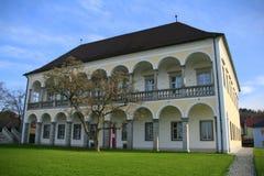 Ansfelden,奥地利 免版税库存图片