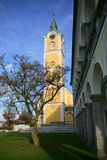Ansfelden, Αυστρία Στοκ εικόνα με δικαίωμα ελεύθερης χρήσης