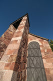 Ansgar chapel Bjorko Sweden Royalty Free Stock Photography