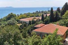 Ansicht über Bosporus Lizenzfreies Stockbild