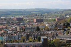 Ansicht über Bristol Stockfotos