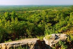 Ansicht über das Catskills stockfoto