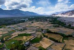 Ansicht über das Indus-Tal Lizenzfreie Stockbilder