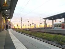 Ansicht über die Stadt von Muinch Lizenzfreies Stockfoto