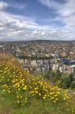 Ansicht über Edinburgh lizenzfreie stockbilder