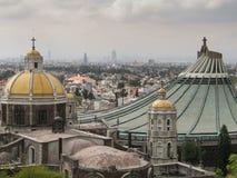 Ansicht über Mexiko City Lizenzfreie Stockfotografie