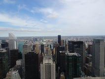 Ansicht über New York City, USA Stockfoto