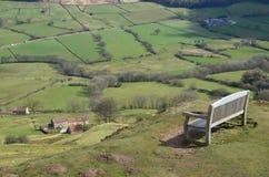 Ansicht über Rosedale Stockbild