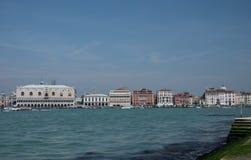Ansicht über San Marco Stockfotos