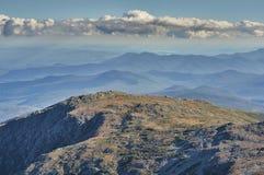 Ansicht am Berg Washington Lizenzfreie Stockfotografie