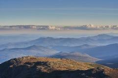 Ansicht am Berg Washington Lizenzfreies Stockfoto