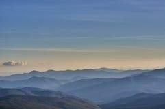 Ansicht am Berg Washington Lizenzfreie Stockfotos