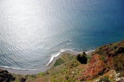 Ansicht Cabo Girao Lizenzfreie Stockfotos