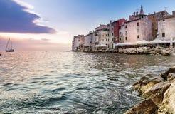 Ansicht der adriatisches Seebucht Stockbild