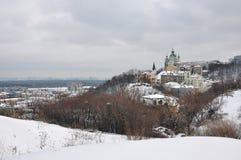 Ansicht der alten Stadt Stockbilder