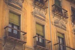 Ansicht der historischen Stadt von Granada Andalusien Spanien Lizenzfreie Stockbilder