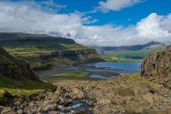 Ansicht der Landschaft stockfoto