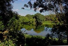 Ansicht der Loires, Frankreich Lizenzfreies Stockfoto