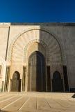 Ansicht der Moschee Hassan 2 Lizenzfreies Stockbild
