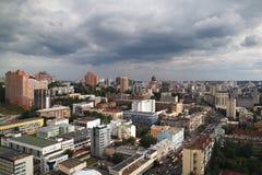 Ansicht der Stadt Lizenzfreie Stockfotografie