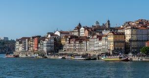 Ansicht der Stadt von Porto lizenzfreie stockfotografie